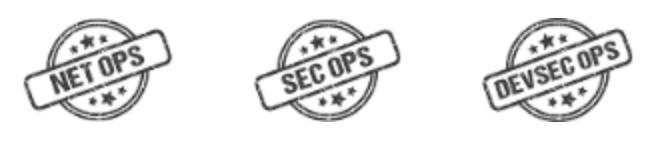 Ennetix Benefited IT teams: Net Ops, Sec Ops, DevSec Ops